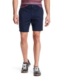 Original Penguin - Basic Slim Fit Shorts - Lyst