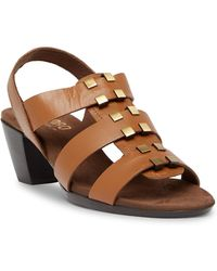 Munro - Maggie Slingback Sandal - Multiple Widths Available - Lyst