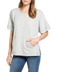 Two By Vince Camuto - French Terry Sweatshirt - Lyst
