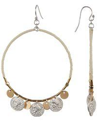 Chan Luu - Beaded Earrings - Lyst