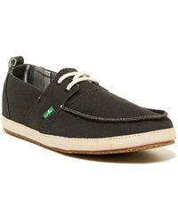 Sanuk - Admiral Lace-up Shoe - Lyst