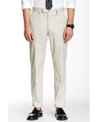 Louis Raphael - Slim Fit Flat Front Landon Pant - Lyst