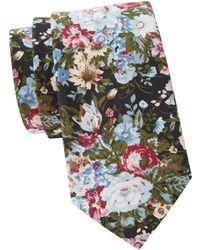 Original Penguin - Enger Floral Tie - Lyst
