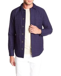 Scotch & Soda - Quilted Jacket - Lyst