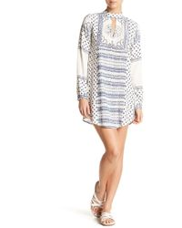 Rip Curl - Silverstone Shift Dress - Lyst