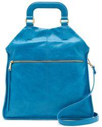 Hobo - Amadea Leather Crossbody Bag - Lyst