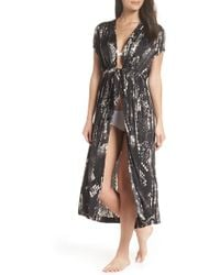 Free People - Intimately Fp So Long Robe - Lyst