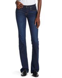 Big Star - Hazel Bootcut Mid Rise Jeans - Lyst