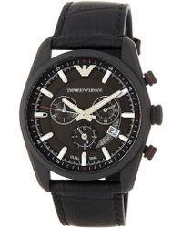 Emporio Armani - Men's Sportivo Quartz Watch, 43mm - Lyst