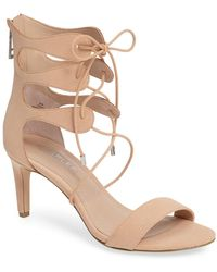 Charles David - Zone Lace-up Sandal - Lyst