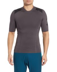 Under Armour - Perpetual Half Sleeve Fitted Shirt - Lyst