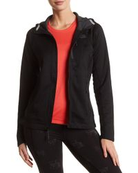 The North Face - Fuse Progressor Fleece Hoodie - Lyst