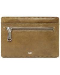 Hobo - Euro Slide Leather Card Holder - Lyst