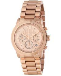 MICHAEL Michael Kors - Women's Cooper Bracelet Watch - Lyst