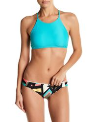 Body Glove - Smoothies Elena High Neck Bikini Top - Lyst