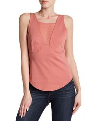 Free People - Royals Tank Top - Lyst