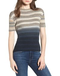 Levi's - (r) Made & Crafted(tm) Ombr? Mist Rib Knit Sweater - Lyst