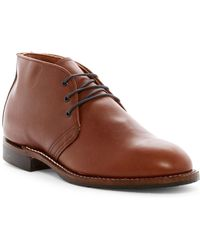 Red Wing - Beckman Chukka Boot - Factory Second - Lyst
