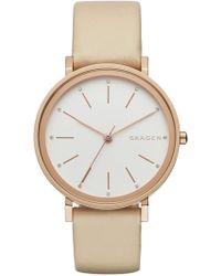 Skagen - Women's Hald Quartz Watch, 34mm - Lyst