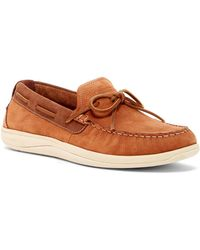 Cole Haan - Boothbay Camp Boat Shoe - Lyst