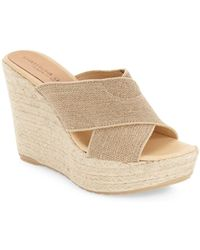 c7c5a064424 Patricia Green - Nora Espadrille Wedge Sandal - Lyst