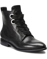 Isola - Tocina Lace-up Bootie - Lyst