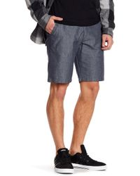 Ezekiel - 4 Pocket Shorts - Lyst