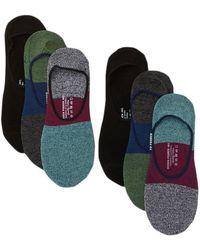 Richer Poorer - Assorted Socks - Set Of 6 - Lyst