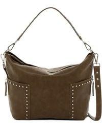 Steve Madden - Large Studded Hobo Bag - Lyst