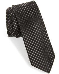1901 - Newport Dot Silk Tie - Lyst