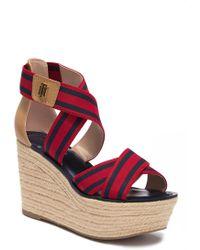 Tommy Hilfiger - Theia Fashion Sandal - Lyst