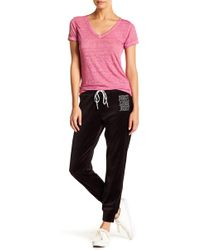 Juicy Couture - Zuma Velour Joggers - Lyst