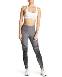 92d628c04d1bf3 Lyst - Balance Collection Geneva Capri Legging (plus Size) in Black