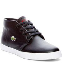 Lacoste - Asparta 317 Leather Sneaker - Lyst