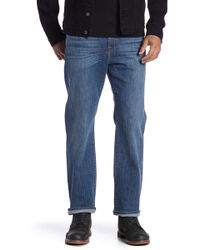 7 For All Mankind - Austyn Relaxed Fit Jeans - Lyst