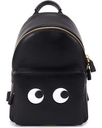 Anya Hindmarch - Mini Eyes Backpack - Lyst