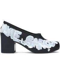 Comme des Garçons - Cdg Handwritten Melissa Court Shoes - Lyst