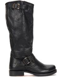 Frye - Veronica Slouch Boot - Black - Lyst
