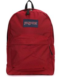 Jansport - Superbreak(r) (pink Mist) Backpack Bags - Lyst