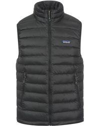 Lyst Patagonia Mens Down Sweater Vest In Black For Men
