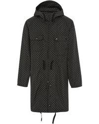 Engineered Garments - Polka Dot Cagoule - Lyst