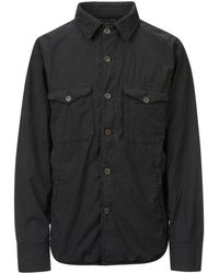 Save Khaki - Fleece Lined Trench - Lyst
