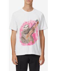 Marni - Print T-shirt - Lyst