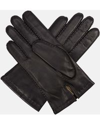 N.Peal Cashmere - Chelsea Mens Leather Gloves - Lyst