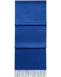 N.Peal Cashmere - Large Woven Cashmere Scarf - Lyst