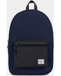Herschel Supply Co. Settlement In Navy red in Blue for Men - Lyst 3caee8a6e1d29