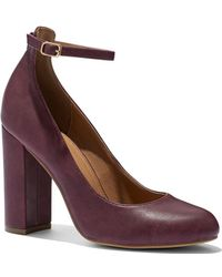 New York & Company - Eva Mendes Collection - Ankle-strap Pump - Lyst