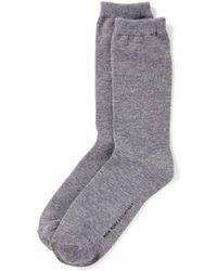 New York & Company - Solid Short Sock - Lyst