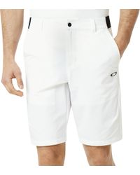 Oakley Engineered Chino Golf Short - White
