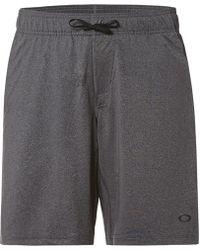 Oakley - Richter Knit Shorts - Lyst